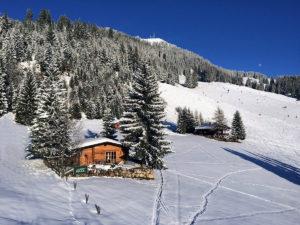 Urlaub im Chalet Julia in der Skiwelt Wilder Kaiser - Brixental