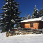 Chalet Julia im Winter